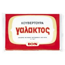 Млечен шоколадов кувертюр