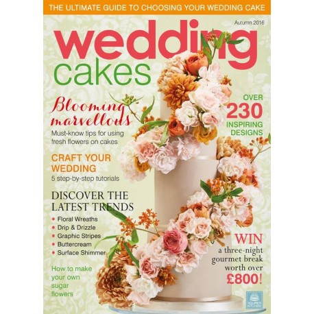 Wedding Cakes a design source Issue 60