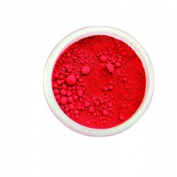 Прахообразен оцветител Червено Кадифе 2 гр