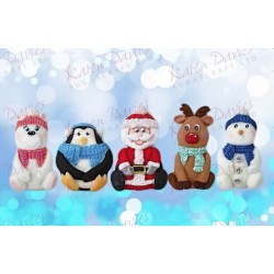Коледни персонажи
