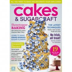 Списание Cake and Sugarcraft Issue 136
