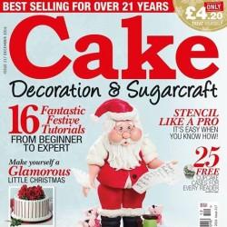 Списание Cake Decoration and Sugarcraft Декември 2016