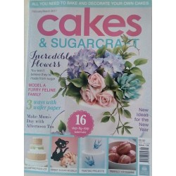 Списание Cake & Sugarcraft Issue 138