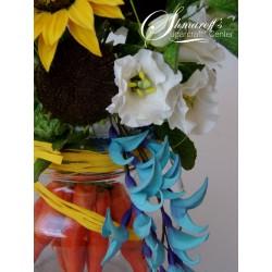 Курс направа на цветя от захарно тесто Екзотичен микс