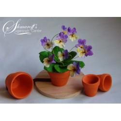 Курс моделиране на Екзотични цветя