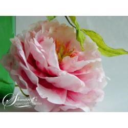 Курс моделиране на цветя с вафлена хартия - Лято