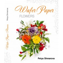 книга Wafer Paper FLowers