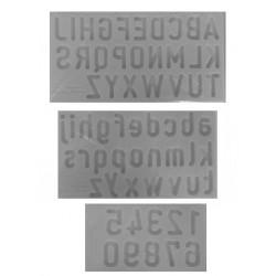 Комплект - английска азбука