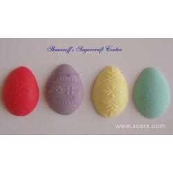 Комплект великденски яйца