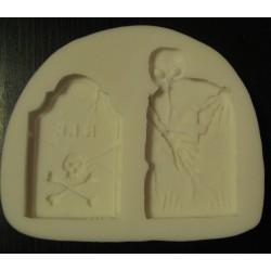 Комплект - надгробни плочи