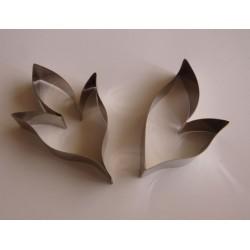 Комплект за направа на божур листа - големи