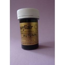 Гелов оцветител - есенни листа / Autumn Leaf