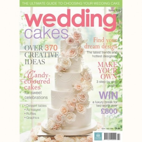 Wedding Cakes a design source Issue 54