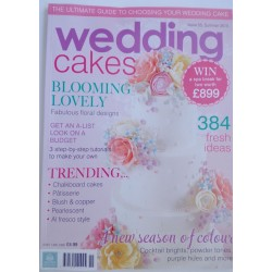 Wedding Cakes a design source Issue 55