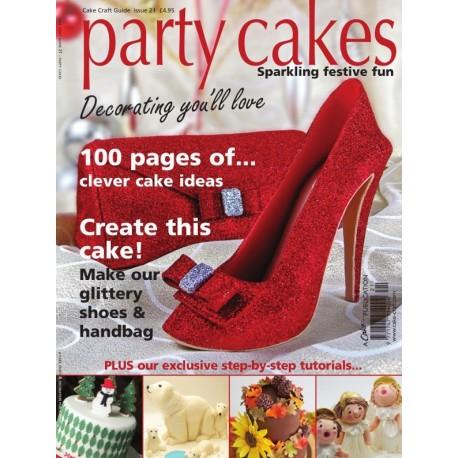 Cake Craft Guide - Празнични торти Issue 21