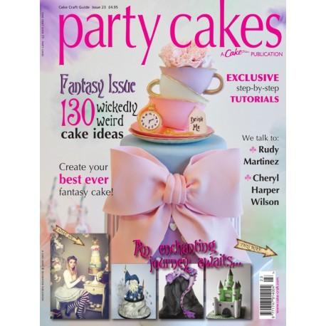 Cake Craft Guide - Празнични торти  брой 23