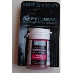 Прахообразни - червен /Fuchsia 4 гр