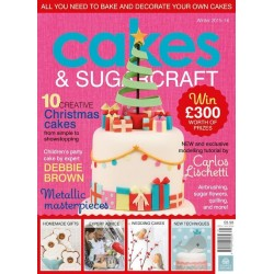 Cake and Sugarcraft Issue 131