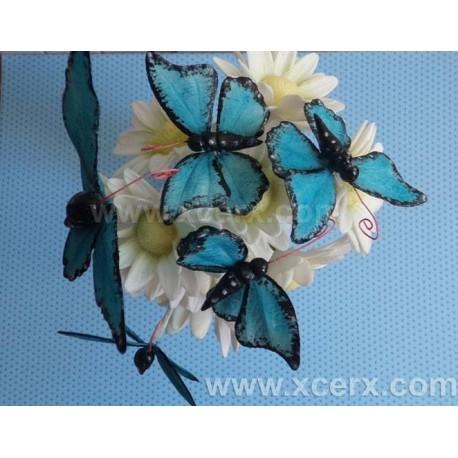Комплект формички пеперуда