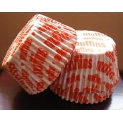 Хартиени формички за мъфинс - RedMuffins